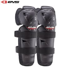 EVS 2016 Option Knee Guards Adult (Black) Pair Size Adult